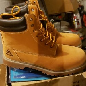 NEW RBX work boots size 12 like timberland